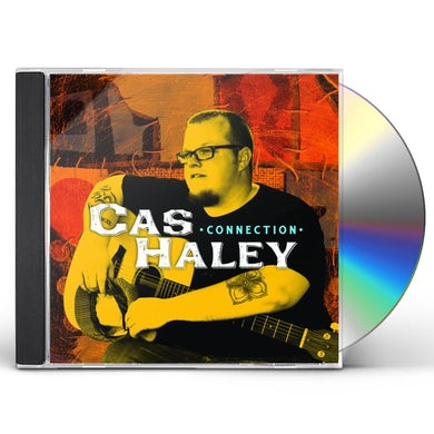 Cas Haley CONNECTION CD