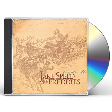 Jake Speed & The Freddies LOSANTAVILLE CD