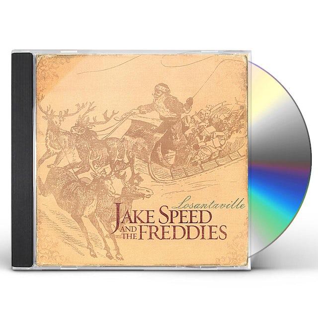Jake Speed & The Freddies