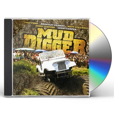 Colt Ford MUD DIGGER CD