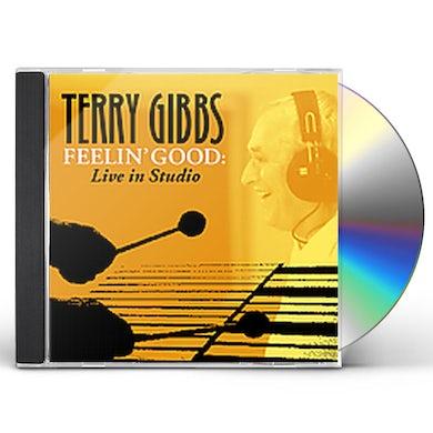 Terry Gibbs FEELIN GOOD: LIVE IN STUDIO CD
