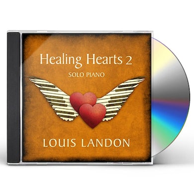 HEALING HEARTS 2 - SOLO PIANO CD