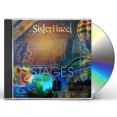 SISTER HAZEL 20 STAGES CD