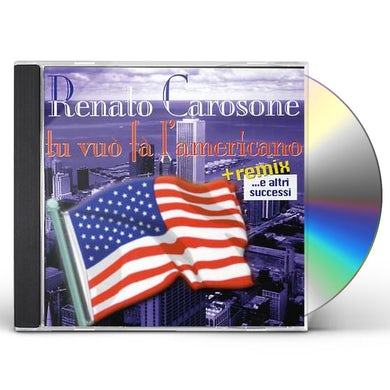 TU VUO' FA L'AMERICANO E ALTRI SUCCESSI CD