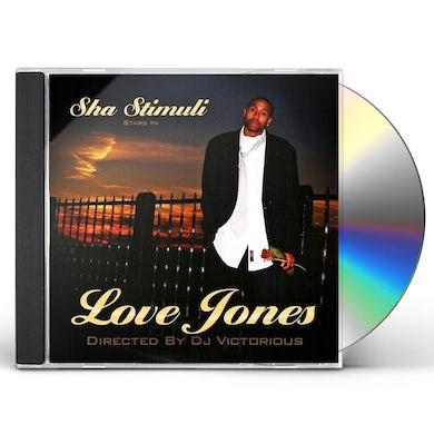 Sha Stimuli LOVE JONES CD