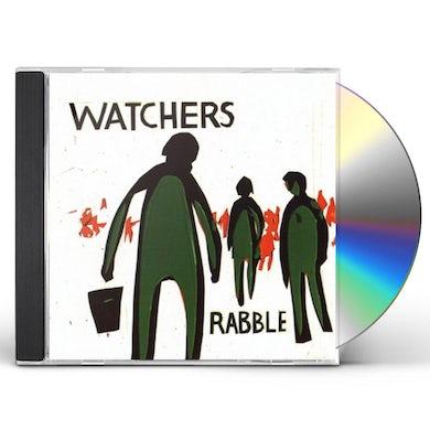 Watchers RABBLE CD