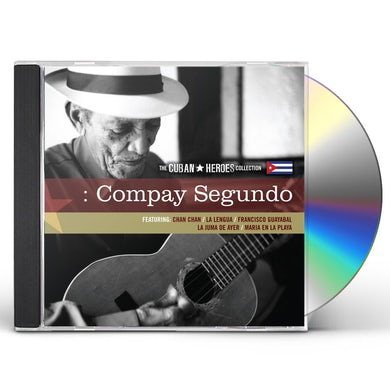 Compay Segundo CUBAN HEROES CD