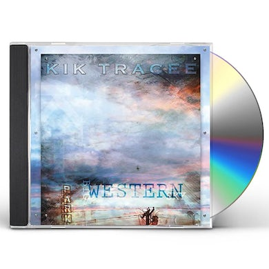 Kik Tracee BIG WESTERN SKY CD