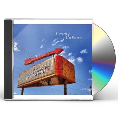 Jimmy LaFave DEPENDING ON THE DISTANCE CD