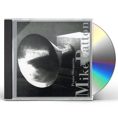 Mike Patton PRANZO OLTRANZISTA CD