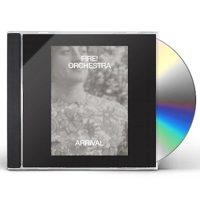 ARRIVAL CD