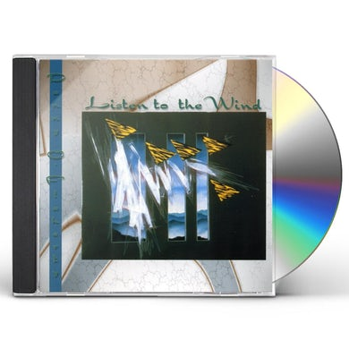 Danny O'Flaherty LISTEN TO THE WIND CD