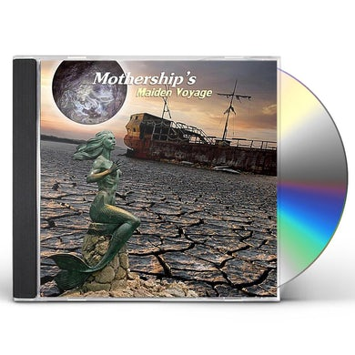 Mothership MAIDEN VOYAGE CD