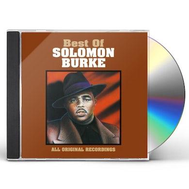 Solomon Burke BEST OF CD