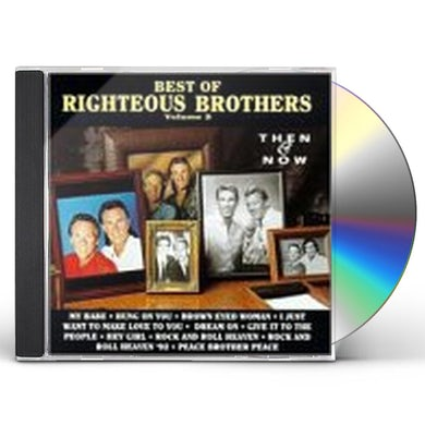 Righteous Brothers BEST OF 2 CD