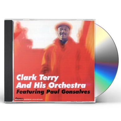 Clark Terry HIS ORCHESTRA CD