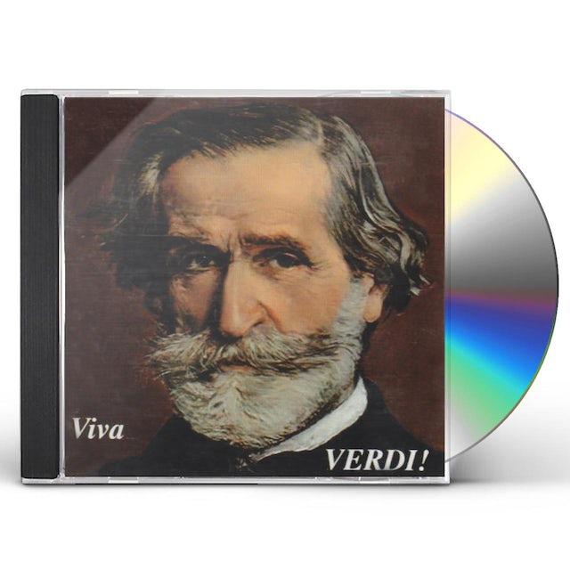 VIVA VERDI: LEGENDARY RECORDINGS FROM 1909-1949 CD