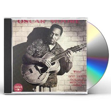 Oscar Moore QUARTET CD
