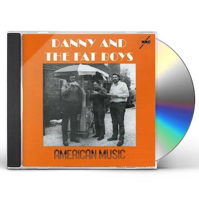 Danny Gatton AMERICAN MUSIC CD