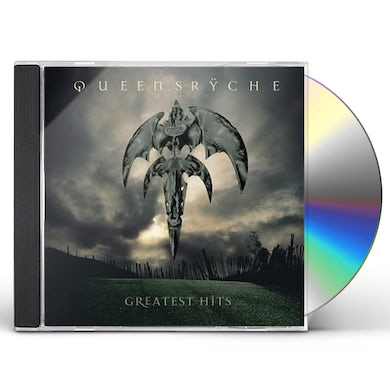 Queensrÿche GREATEST HITS CD