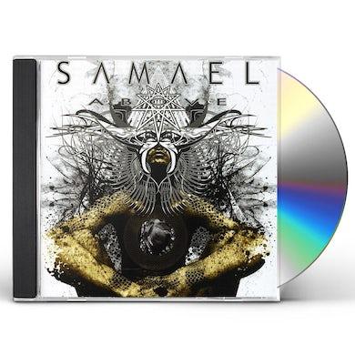 Samael ABOVE CD