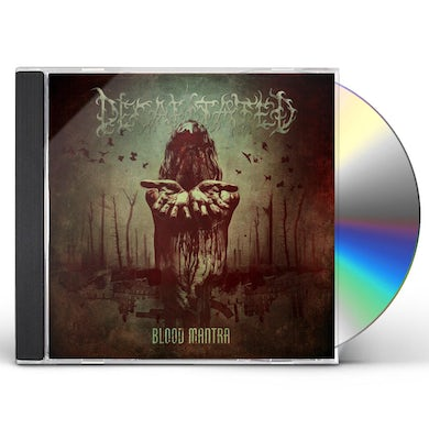 Decapitated BLOOD MANTRA CD