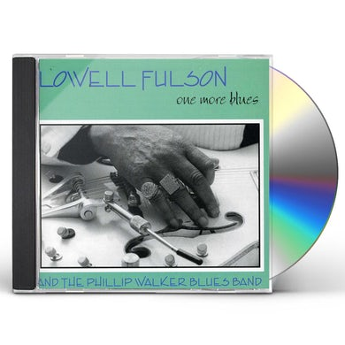Lowell Fulson ONE MORE BLUES CD