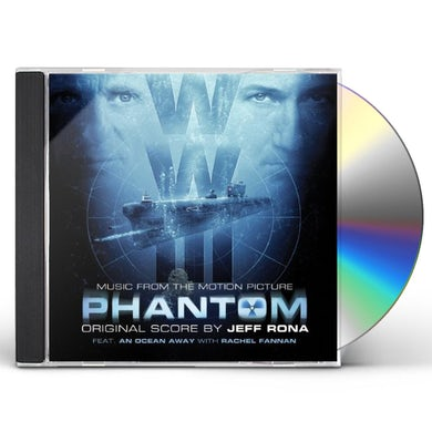Jeff Rona PHANTOM (SCORE) / Original Soundtrack CD