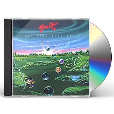 Saga VERY BEST OF CD