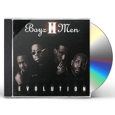 Boyz II Men EVOLUTION CD