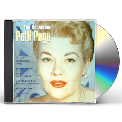 Patti Page COLLECTION CD