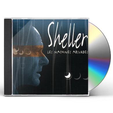 William Sheller LES MACHINES ABSURDES CD