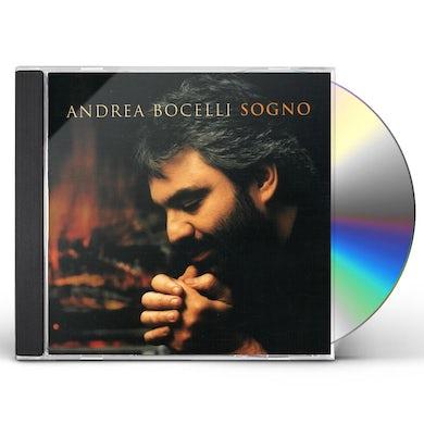 Andrea Bocelli SOGNO CD