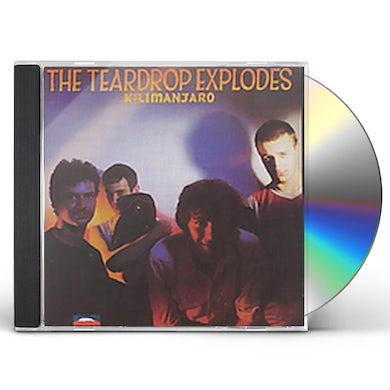 Teardrop Explodes KILIMANJARO CD