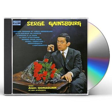 SERGE GAINSBOURG CD