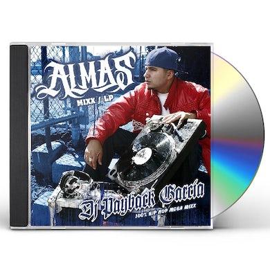 DJ Payback Garcia ALMAS CD