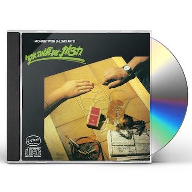 Shlomo Artzi MIDNIGHT CD