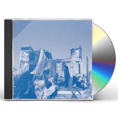 Yann Novak SLOW DISMANTLING CD