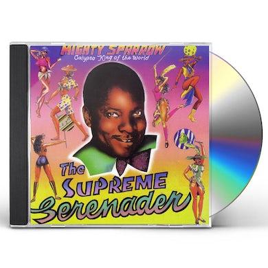 Mighty Sparrow FYAAH & FURY CD