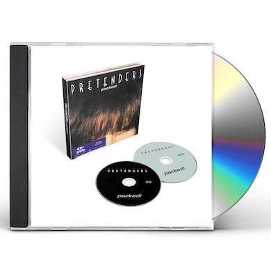 The Pretenders PACKED CD