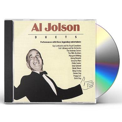 Al Jolson DUETS CD
