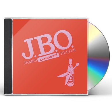 J.B.O. LAUT CD