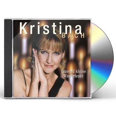 Kristina Bach TAUSEND KLEINE WINTERFEUER CD