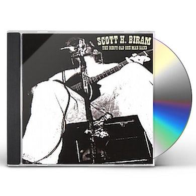 Scott H Biram DIRTY OLD ONE MAN BAND CD