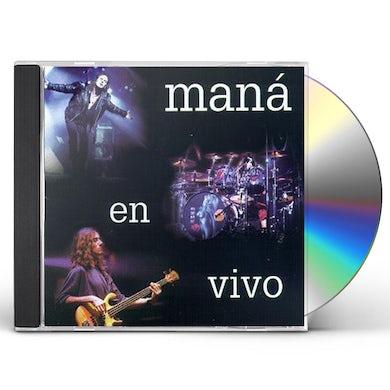 Mana EN VIVO CD