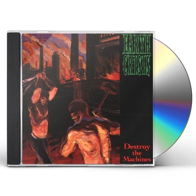 Earth Crisis  DESTROY THE MACHINES CD