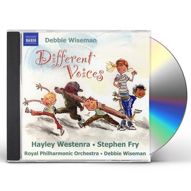 DIFFERENT VOICES CD
