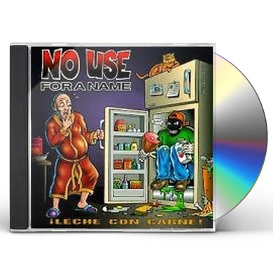 No Use For A Name LECHE CON CARNE CD