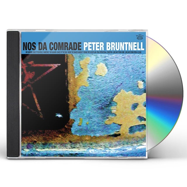 Peter Bruntnell NOS DA COMRADE CD