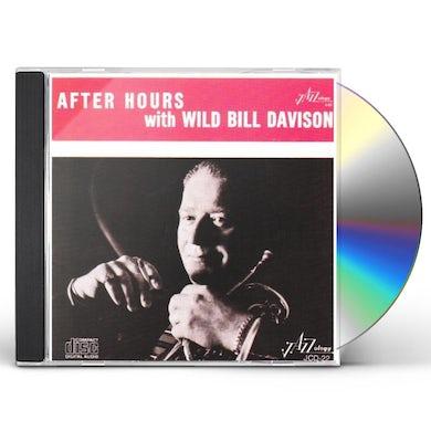 Wild Bill Davison AFTERHOURS CD